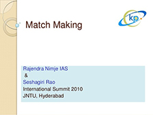 image-Match making