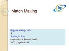 image-Match making