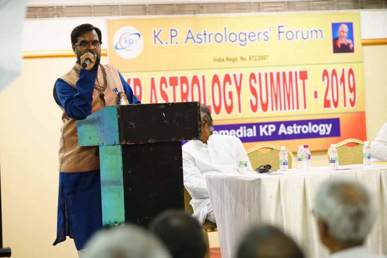 KP Astrology Summit 2019 Day 1-0